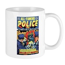 All-Famous Police Cases #7 Small Mug