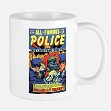 All-Famous Police Cases #7 Small Small Mug