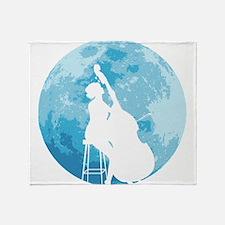 Under The Moonlight Throw Blanket