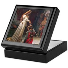 The Accolade by Leighton Keepsake Box