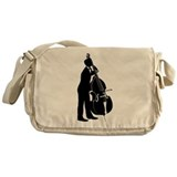 Rock and roll Messenger Bag