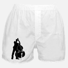 Double Bass Player Boxer Shorts