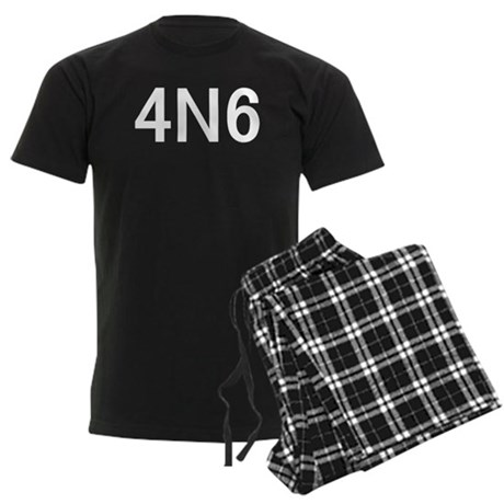 4N6 Men's Dark Pajamas