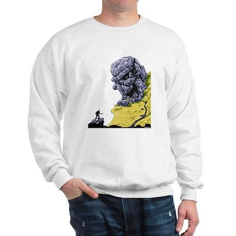 Disc Golf SKULL CAVE Sweatshirt