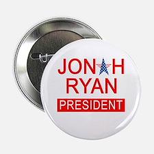 """VEEP Jonah Ryan for President 2.25"""" Button"""
