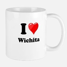 I Heart love Wichita.png Mug