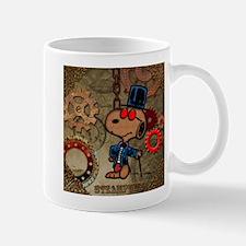 Steampunk Snoopy Mug