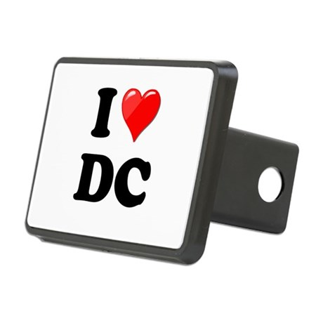 I Heart Love Washington DC - DC.png Rectangular Hi
