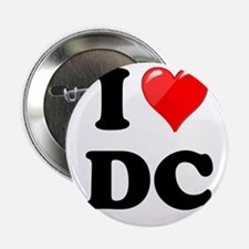 "I Heart Love Washington DC - DC.png 2.25"" Button ("