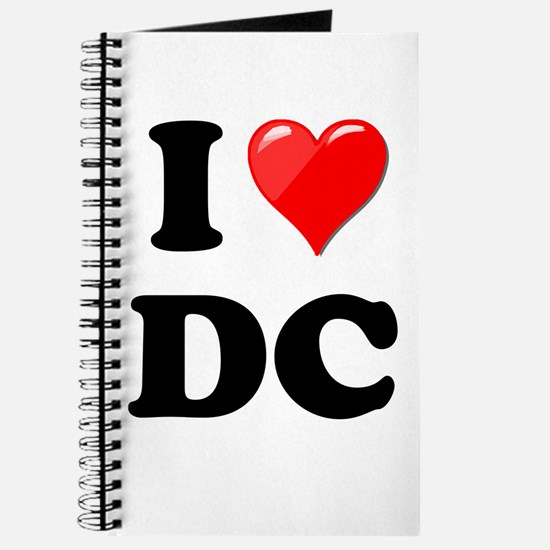 I Heart Love Washington DC - DC.png Journal