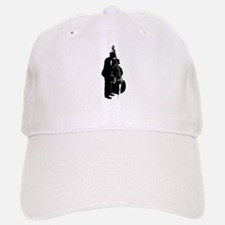 Double Bass Player Baseball Baseball Cap