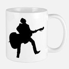 Double Bass Player Mug