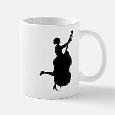 Double Bass Player Mug