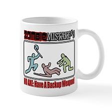 Zombie Mistake Axe Mug