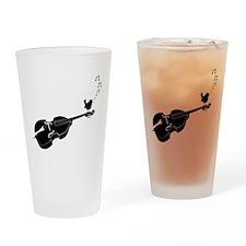 Songbird Drinking Glass