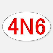 4N6 Decal