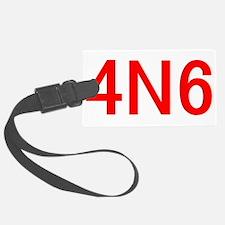 4N6 Luggage Tag