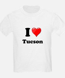 I Heart Love Tuscon.png T-Shirt