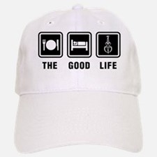 The Good Life Baseball Baseball Cap