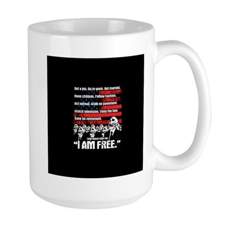 United States of Conformity Large Mug