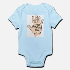 """Not Penny's Boat"" - LOST Infant Bodysuit"