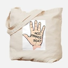 """""""Not Penny's Boat"""" - LOST Tote Bag"""