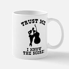 I Know The Score Mug