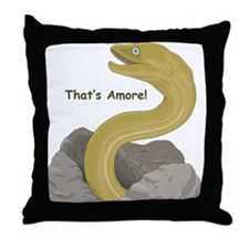 That's Amore! Throw Pillow