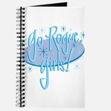 Sarah Palin-Go Rogue Journal