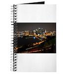 Downtown Pittsburgh Illuminated 1 Journal