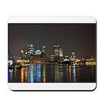 Downtown Pittsburgh Illuminated 3 Mousepad