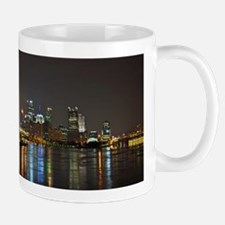 Downtown Pittsburgh Illuminated 3 Mug