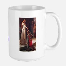 The Accolade by Leighton Large Mug