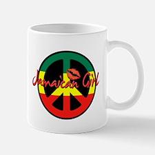 Jamaican Girl Mug