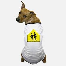Indoctrination Center Ahead Dog T-Shirt