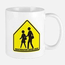 Indoctrination Center Ahead Mug