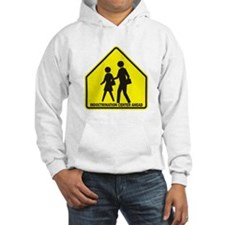 Indoctrination Center Ahead Hoodie
