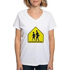 Indoctrination Center Ahead Shirt