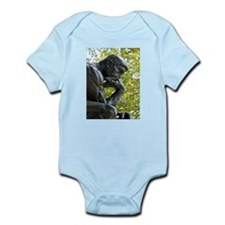 The Thinker Infant Bodysuit