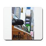 NYC Taxi Mousepad