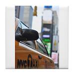 NYC Taxi Tile Coaster
