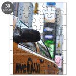 NYC Taxi Puzzle