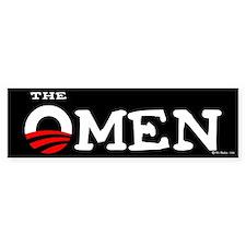 The OMEN Bumper Sticker