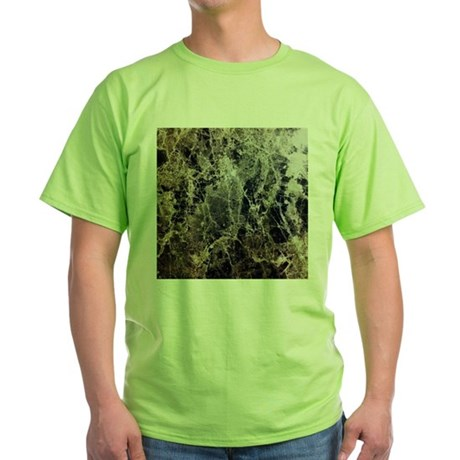 Simply Marble Green T-Shirt