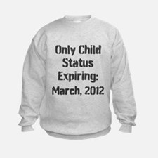 Personalized Big Sibling Sweatshirt
