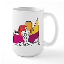 Yoga Town Mug
