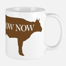 How Now Brown Cow Mug