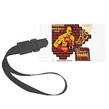BLO Pro Boxing design Luggage Tag