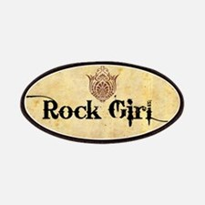 ROCK GIRL * Patches
