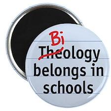 Biology Belongs in Schools Magnet